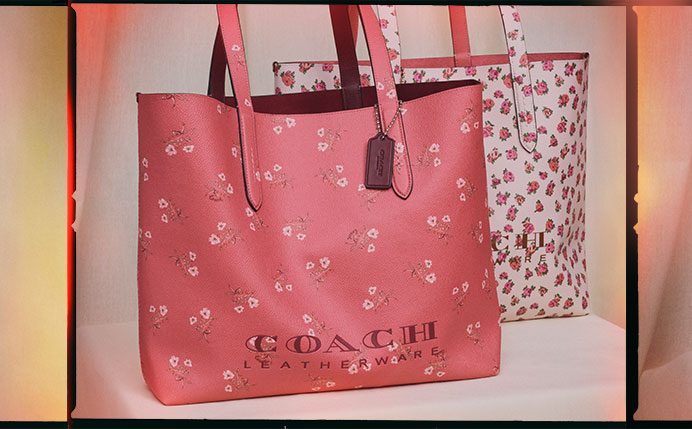 Coach official site official page women totes